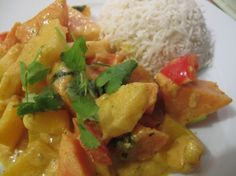 Sweet Potato and Pineapple Curry Recipe