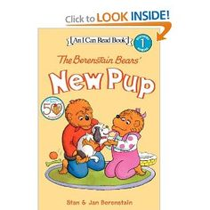 HAVE THIS ONE. The Berenstain Bears' New Pup