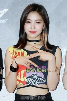 140 Best Itzy Ryujin 류진 Images Kpop Girls Girl Group