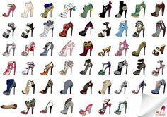 shoes design app_ YOU ARE THE DESIGNER_today shoes <유디자이너분들이 유아더디자이너 어플로 디자인한 슈즈! >