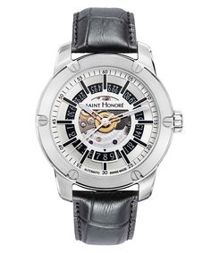 Saint Honore Artcode - is an entry level luxury watch brand, which recently celebrated its ann Luxury Watch Brands, Luxury Watches For Men, Gents Watches, Cool Watches, New Saints, Watch News, Modern Gentleman, Parisian Style, Looking For Women