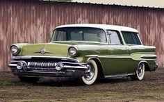 Resultado de imagem para 1957 pontiac safari wagon