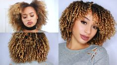How To Define/Style Your Curly Hair! Finger Coiling Method [Video]  Read the article here - http://www.blackhairinformation.com/video-gallery/definestyle-curly-hair-finger-coiling-method-video/