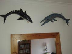 Scualo con balena