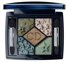 Best Things in Beauty: Dior 5 Couleurs Couture Colour Eyeshadow Palette in Bonne Étoile from the Mystic Metallics Collection for Fall 2013