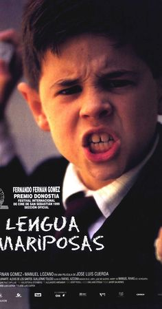 Directed by José Luis Cuerda.  With Manuel Lozano, Fernando Fernán Gómez, Uxía Blanco, Gonzalo Uriarte. For Moncho, it's an idyllic year: he starts school, he has a wonderful teacher, he makes a friend in Roque, he begins to figure out some of the mysteries of Eros, and, with his older brother, a budding saxophone player, he makes a trip with the band from their town in Galicia. But it's also the year that the Spanish Republic comes under fire from Fascist rebels. Moncho's father is a…