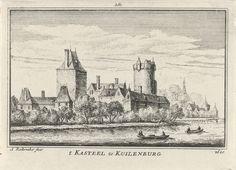 Kasteel Culemborg, Abraham Rademaker, 1727 - 1733