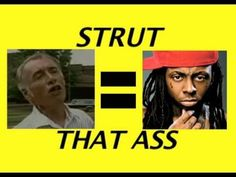 Songify This - Strut That Ass Song #autotune #autotunethenews