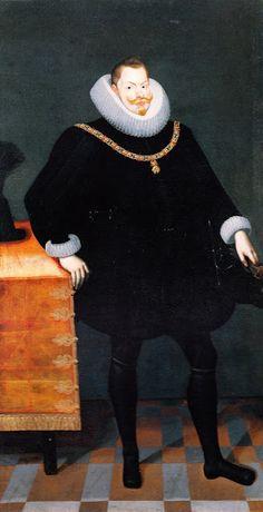 International Portrait Gallery: Retrato del Rey Felipe III de España.