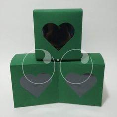 Cajas corazón para Laura!  #Empaques #Regalo #WooHoo #Ideas #Diseño