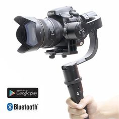 Pilotfly H2 3-Axis Gimbal Stabilizer Footage