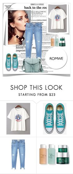 """Sporty Look"" by jez-10 ❤ liked on Polyvore featuring WithChic, MANGO, RéVive and The Sak"