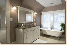 die besten 25 neutral bathroom paint ideen auf pinterest badezimmerfarben bad lackfarben und. Black Bedroom Furniture Sets. Home Design Ideas