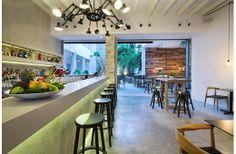 Lab bar in Limassol, Cyprus