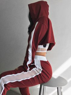 Sweatpants outfit - The Tracker Pants Classic tracksuit from our athleisure bestsellers Cute Casual Outfits, Sporty Outfits, Summer Outfits, Hiking Outfits, Winter Outfits, Teenage Outfits, Teen Fashion Outfits, Lolita Fashion, Fashion 2018