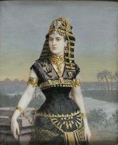 Стиль - Египет.