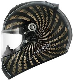 Shark RSR2 V Kinetic Black - FC-Moto English