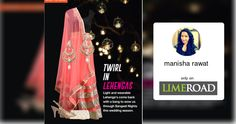 Check out what I found on the LimeRoad Shopping App! You'll love the look Twirl In Lehengas. See it here https://www.limeroad.com/scrap/56c6c2ddf80c242245216650/vip?utm_source=b85fa014cb&utm_medium=android