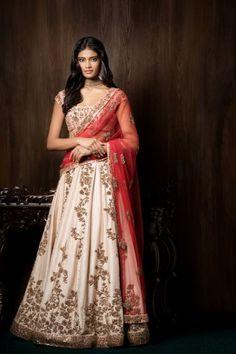 """Shaahibaug"" by Shyamal and Bhumika (Bridal Festive Couture 2017)"