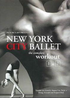 @Overstock.com - WORKOUT 1: The NEW YORK CITY BALLET WORKOUT is a program that consists of fifty stretches and exercises designed to help one develop the grace and poise of a dancer. Created by Peter Martins, New York City Ballets Ballet Master in Chief, this program ...http://www.overstock.com/Books-Movies-Music-Games/New-York-City-Ballet-The-Complete-Workout-DVD/2116561/product.html?CID=214117 $24.74