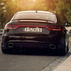 Audi RS5 Quattro - Bumper style