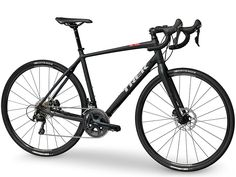 Always wanted to try a road bike with disc brakes? We rent the Trek CrossRip 3, a disc-equipped gravel grinder.