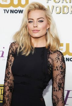 Polished Margot Robbie                                                                                                                                                                                 More