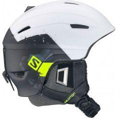 e608304c3 helma Salomon Ranger C. AIR 14/15 white/black/yellow Bicycle Helmet