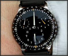 Ressence Type 3 Watch Demo