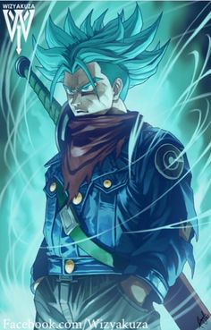 Trunks - Wizyakuza