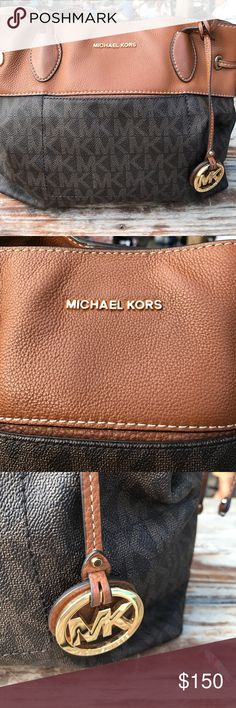 fabbd19db414 Michael Kors Purse MK tote. Less than 6 months old. Michael Kors Bags Totes