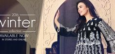 Origins Unstitched Winter Collection Beautiful Dresses 2016-17