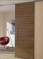 BARTELS DOORS :: Bartels – modern custom interior doors and door hardware made in Germany - PRODUCTS - Modern Barn Door Hardware - Standard Models