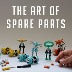 The OffBits - The Art of Spare Parts.  Find us now on Kickstarter: https://www.kickstarter.com/projects/theoffbits/the-offbits-the-art-of-spare-parts  #WeComeinBits #cool #toolkit #designerstoys #toys #makers #diy #checkitout #dope #geekystuff #geeks  #makeit #fun #Expression #SpareParts #minifigures #minifig #minifigs #toyporn #toystagram #toyleague #toycommunity #toysnapshot #toyplanet #happy #creative #collection #justanothertoygroup #casualphotography #figurephotography #toys4life…