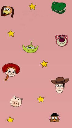 Discover recipes, home ideas, style inspiration and other ideas to try. Disney Phone Wallpaper, Wallpaper Iphone Cute, Glitter Balloons, Cute Patterns Wallpaper, Over The Garden Wall, Pixar, Aesthetic Backgrounds, Toy Story, Cute Pictures