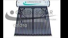 GREEN SOLAR vacuum (Προϊόντα). Η GREEN SOLAR από το 2007 πρωτοπορεί στην εισαγωγή και εμπορία καινοτόμων συστημάτων θέρμανσης νερού και ολοκληρωμένων συστημάτων θέρμανσης. Προσπαθώντας πάντα να φέρει στους πελάτες της ότι καλύτερο από τις πιο πρωτοποριακές και τελευταίες τεχνολογίες της παγκόσμιας αγοράς.  Η GREEN SOLAR είναι ο αποκλειστικός εισαγωγέας και κεντρικός διανομέας προϊόντων στην Ελλάδα. http://www.green-solar.net (Website) http://www.green-solar.gr  (B2B eShop)