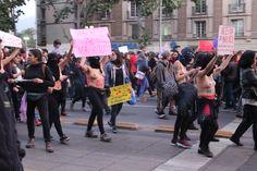 Ni una Menos, Santiago de Chile, 19 de Octubre del 2016.