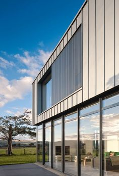 55 Best Rheinzink Facade Images In 2020 Cladding Systems
