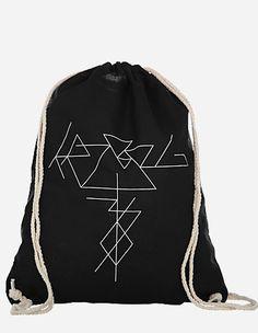 Depot2 Berlin - KRZ 36 Thinline Bag, black