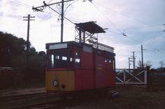 Work Tram Seaton 1979