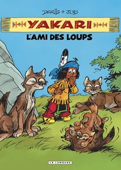 Yakari, l'ami des animaux Tome 5