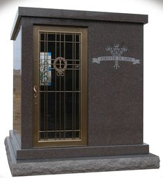 If you combine the cost of grave space, grave opening, burial vault and memorial, our private estate mausoleums are a very competitive alternative to traditional burial. Description from stage.simemorials.com. I searched for this on bing.com/images