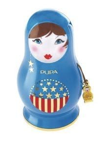 The Terrier and Lobster: Pupa Puposka Collection: Russian Nesting Doll Makeup Kits