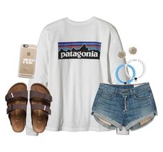 Schooloutfits college outfits, camp outfits, outfits for teens, school outf College Outfits, School Outfits, Outfits For Teens, Casual Outfits, Fashion Outfits, Hipster Outfits, Birkenstock Outfit, Outfit With Birkenstocks, Cute Summer Outfits