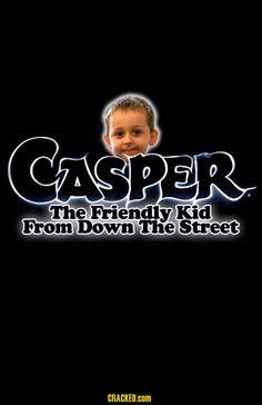 The 20 Worst Possible Ideas for Prequels #Casper