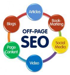 21 Best OFF page SEO images | Seo, Seo techniques, Optimization