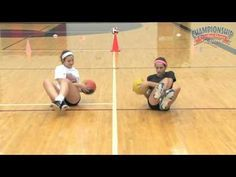 Strength & Conditioning for High School Volleyball by Nancy Dorsey - YouTube