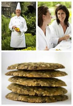 Ste. Annes Spa - Sesame and Flax Seed Snaps