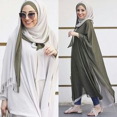 I love this Khaki top paired with jeans Islamic Fashion, Muslim Fashion, Modest Fashion, Hijab Style, Hijab Chic, Modest Wear, Modest Outfits, Fashion Models, Moda Masculina