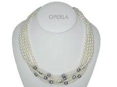 Resultado de imagen para collares para novias de perlas